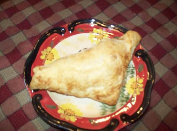 Very Easy Apple Turnovers