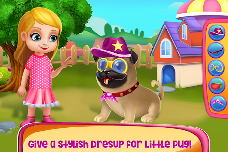 My little Pug - Care and Play Screenshot