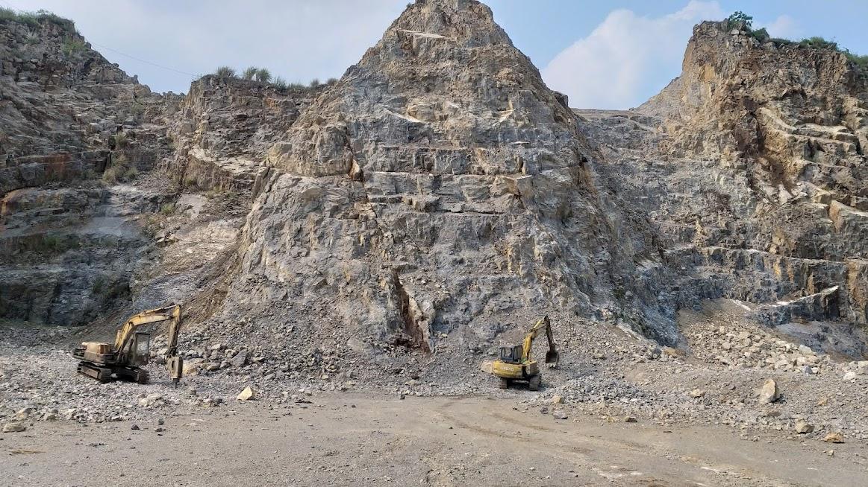 Hầu hết các công ty đều vi phạm về khai thác đá sai thiết kế đã được phê duyệt