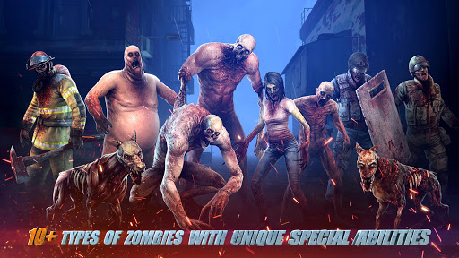 Zombeast: Survival Zombie Shooter apkpoly screenshots 4