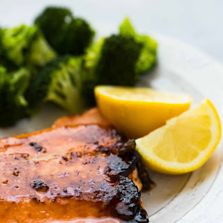 Brown Sugar Crusted Salmon Recipe