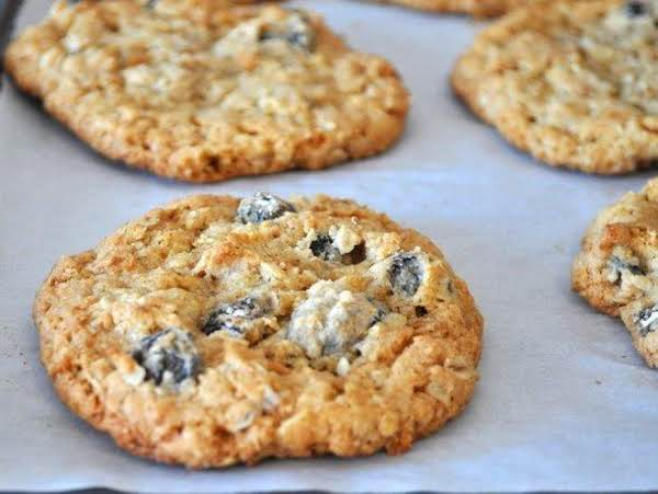 These Cookies Stay Chewy For A Few Days If Kept Covered.