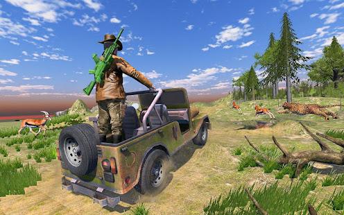 Download Jungle Animal Hunting Gun Strike: Safari Wild Hunt For PC Windows and Mac apk screenshot 2
