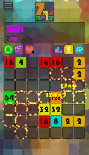 7 Square - Merge Numbers 7Square_1.10 screenshots 1
