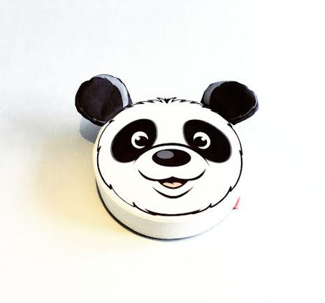 Teddysit Panda chi chi