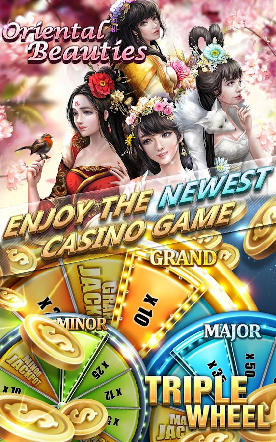 Full House Casino - Free Slots- screenshot
