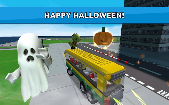 LEGO® City build, chase, cars and fun screenshot