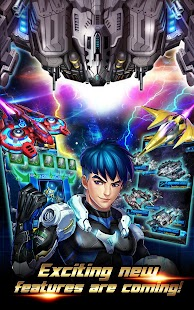 Thunder Strike- screenshot
