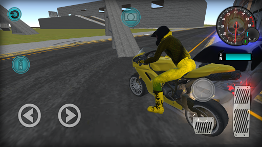 Extreme Fast Car Driving screenshot 8