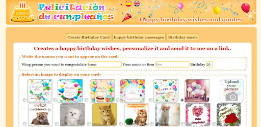 Happy birthday with name - Apps on Google Play