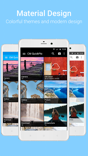 QuickPic - Photo Gallery with Google Drive Support screenshot 1