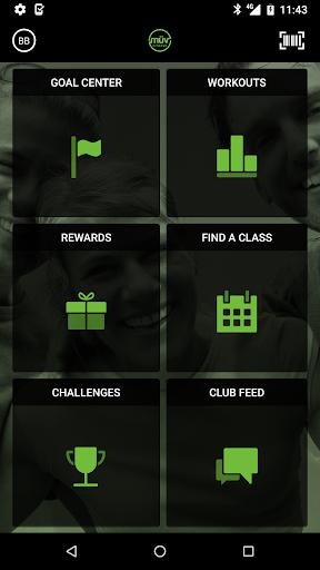 MUV Fitness screenshot 2
