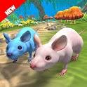 Mouse Simulator Life - Mouse Family Wild Life Sim icon