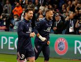 """🎥 Messi réagit à son premier but parisien : """"Je m'adapte petit-à-petit"""""""