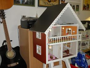 Photo: Talo 57, vanhan talon korjaus