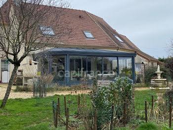 maison à Montigny-la-Resle (89)
