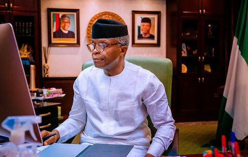 Insecurity will soon become history in Nigeria ― Osinbajo