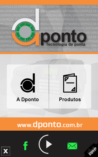 DPonto- screenshot