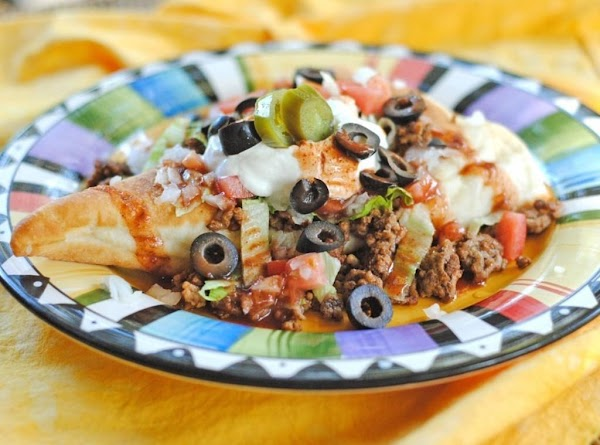 Stuffed Sopapillas Recipe