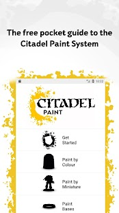 Citadel Paint: The App - náhled
