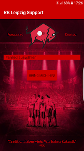 RB Leipzig Support – Miniaturansicht des Screenshots