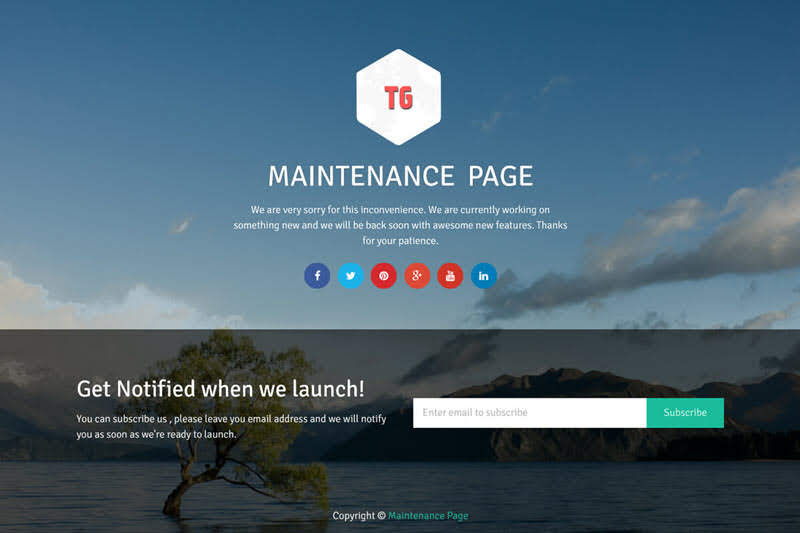 Maintenance-Page-Plugin-bao-tri-WordPress