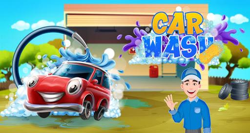 Kids Car Wash Service Station screenshot 1