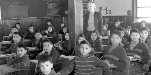 Canadian Indian residential school system