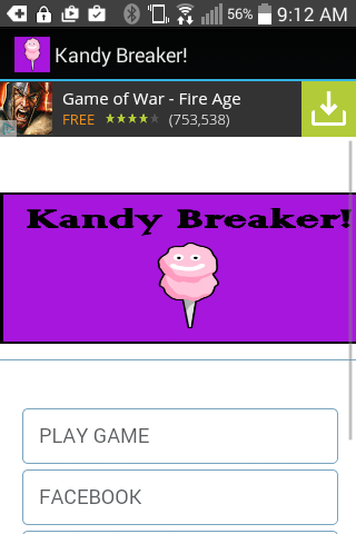 Kandy Breaker Free Candy Game