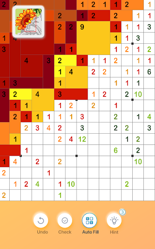 Happy Pixel - Free Nonogram Coloring Puzzle Game 2.5.0 screenshots 10