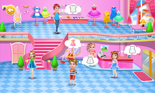 Tailor Shop Clothes Designer Apk 2