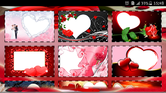 Love Photo Frames screenshot 3