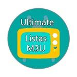 Ultimate listas m3u 2.0 (AdFree)
