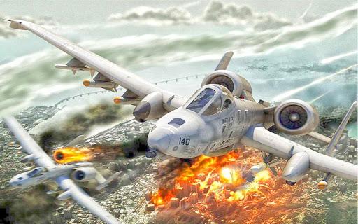 Jet Fighters Combat War Planes 1.0 screenshots 1