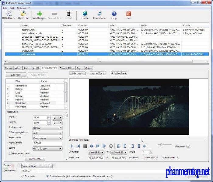 XMedia Recode Free Download