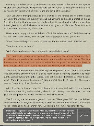 Screenshot for FBReader Premium – Favorite Book Reader in Hong Kong Play Store