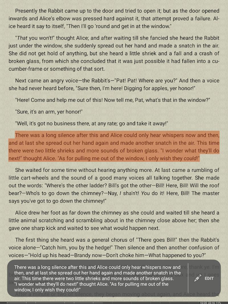 FBReader Premium – Favorite Book Reader Screenshot 7
