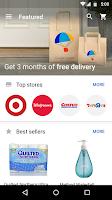 Screenshot of Google Express