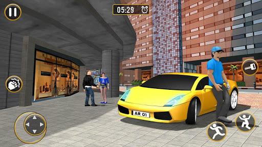 Gangster Driving: City Car Simulator Games 2020 android2mod screenshots 13