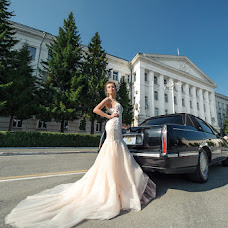 Wedding photographer Vadim Vinokurov (vinokuro8). Photo of 15.08.2018