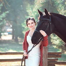 Wedding photographer Irina Chernyshenko (Ironika). Photo of 13.02.2016
