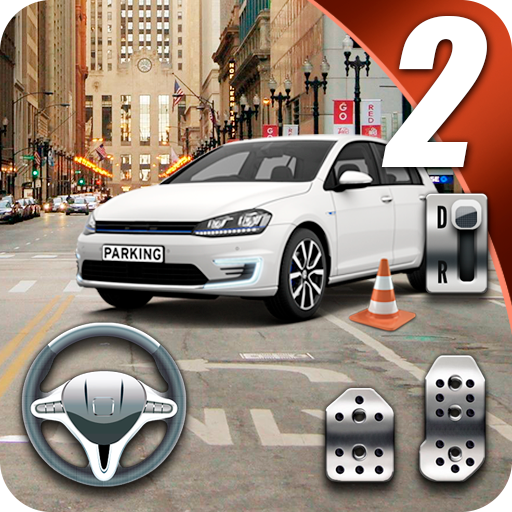 Prado Parking Luxury Adventure 2