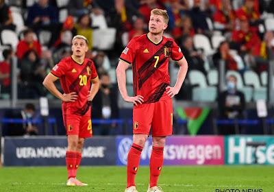 Zelfs Twitterkanaal van Belgian Red Devils spot met de nederlaag tegen Frankrijk