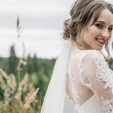 Wedding photographer Masha Pokrovskaya (pokrovskayama). Photo of 21.12.2017