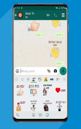 Azərbaycan stikerləri screenshot 5