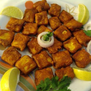 Ginger Garlic Paneer
