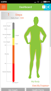 LiveNutriFit Weight Loss Coach - náhled
