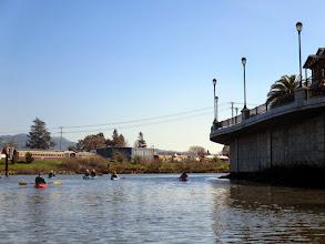 Photo: Along the Napa waterfront