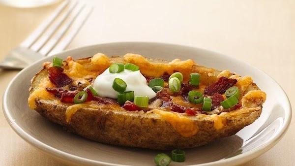 Pj's Potato Skins Recipe