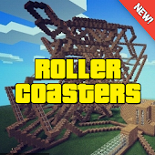 Roller Coaster for MCPE maps